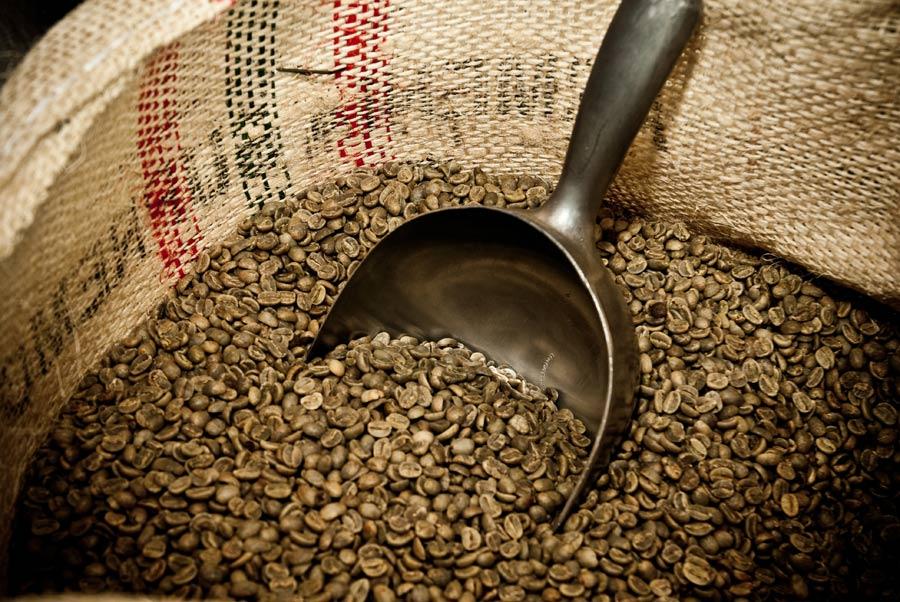 Da caffè può gonfiarsi uno stomaco