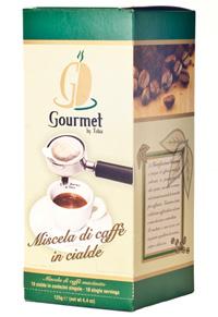 scatola cialde caffé Gourmet