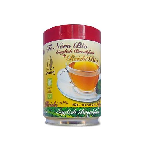 Tè Nero English Breakfast + 10% Reishi