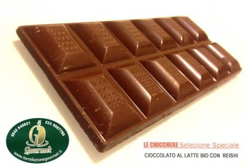 Cioccolato al Ganoderma